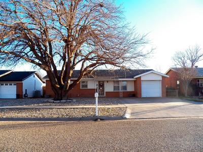Slaton Single Family Home For Sale: 1545 W Lynn Street