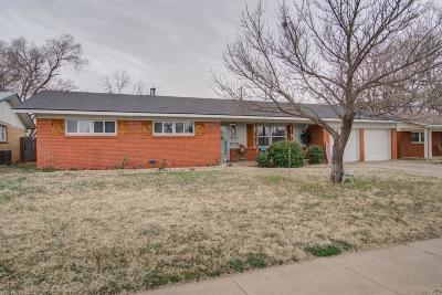 Single Family Home For Sale: 2115 66th Street