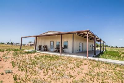Lubbock Single Family Home For Sale: 1112 N Farm Road 179
