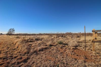 Lubbock County Residential Lots & Land For Sale: Farm Road 597