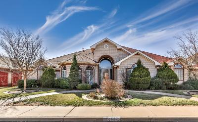 Lubbock Single Family Home For Sale: 4813 103rd Street