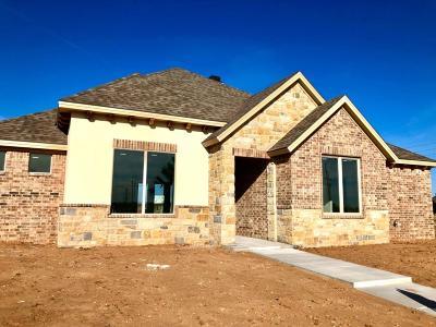Lubbock Single Family Home For Sale: 603 Cambridge Avenue