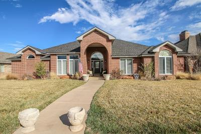 Single Family Home For Sale: 4816 101st Street