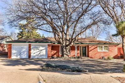 Single Family Home For Sale: 3308 61st Street