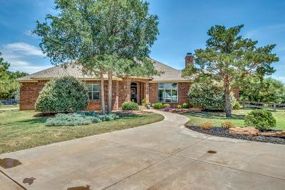 Lubbock Single Family Home For Sale: 6701 Santa Fe Drive