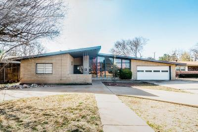 Single Family Home For Sale: 2503 58th Street