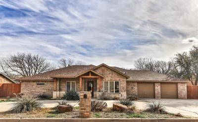 Abernathy Single Family Home Under Contract: 1606 Ave H