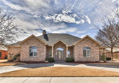 Lubbock Single Family Home For Sale: 4805 103rd Street