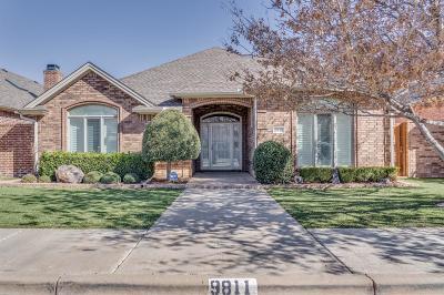 Lubbock Garden Home For Sale: 9811 Salisbury Avenue