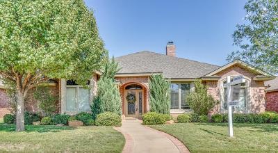 Lubbock Single Family Home For Sale: 10607 Quinton Avenue