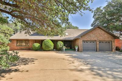 Lubbock Single Family Home For Sale: 3312 39th Street