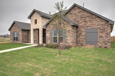 Lubbock Single Family Home For Sale: 6960 103rd Street