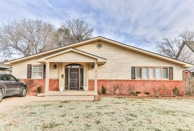 Lubbock Single Family Home For Sale: 2814 22nd Street