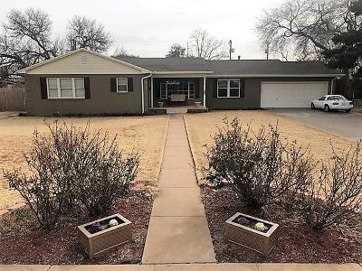 Single Family Home For Sale: 4503 21st Street