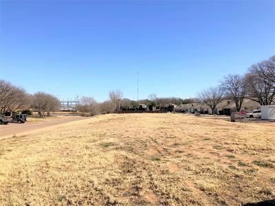 Lubbock County Residential Lots & Land For Sale: 3105 74th Street