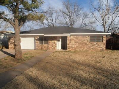 Lubbock Single Family Home For Sale: 2212 47th Street