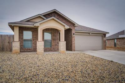 Lubbock Single Family Home For Sale: 7118 36th Street