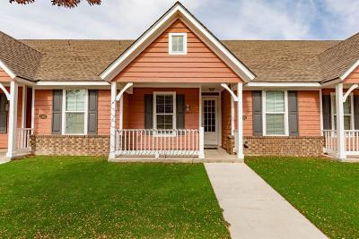 Lubbock Townhouse For Sale: 2138 10th Street