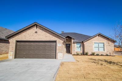 Lubbock Single Family Home For Sale: 5302 Kemper Street