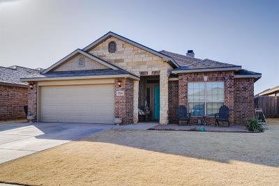 Lubbock Single Family Home For Sale: 5519 111th Street
