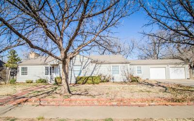 Lubbock Single Family Home For Sale: 3110 26th Street