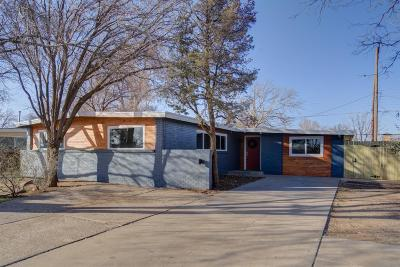 Single Family Home For Sale: 2816 64th Street