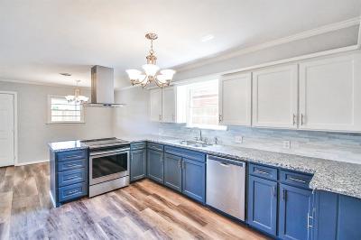 Lubbock Single Family Home For Sale: 3401 61st Street