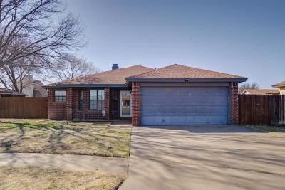 Lubbock Single Family Home For Sale: 303 N Elkhart Avenue