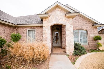 Lubbock Single Family Home For Sale: 2901 110th Street