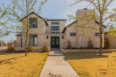 Lubbock Single Family Home Under Contract: 12001 Utica Avenue