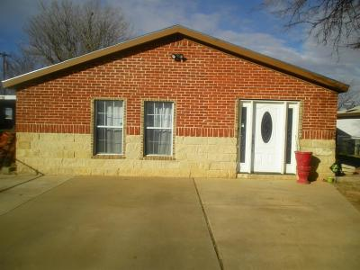 Lubbock Single Family Home For Sale: 5106 40th Street