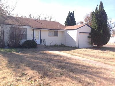 Lubbock Rental For Rent: 1317 41st Street