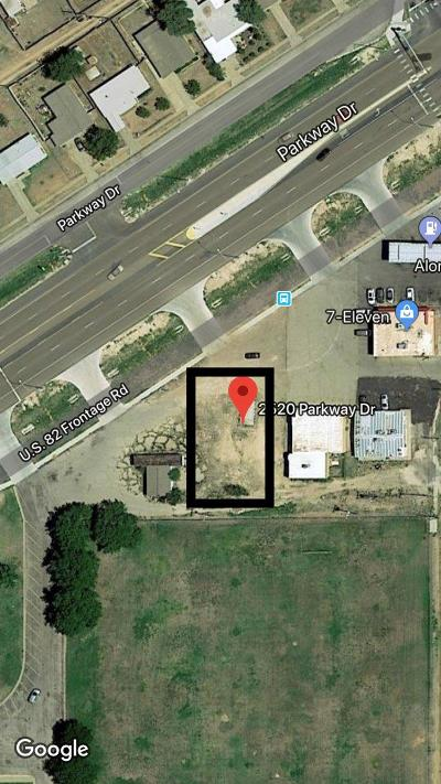 Lubbock County Residential Lots & Land For Sale: 2520 Parkway Drive