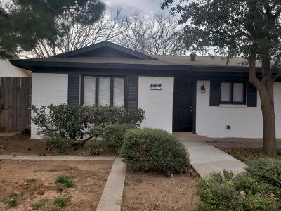 Single Family Home For Sale: 2711 78th Street