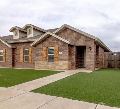 Lubbock Rental For Rent: 3112 112th Street