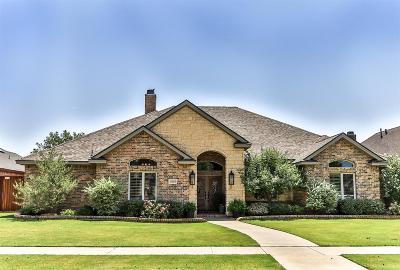 Lubbock Single Family Home For Sale: 10605 Oxford Avenue