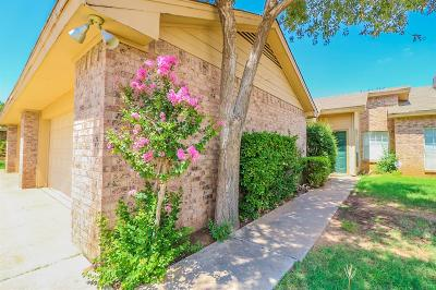 Lubbock Rental For Rent: 5550 93rd Street