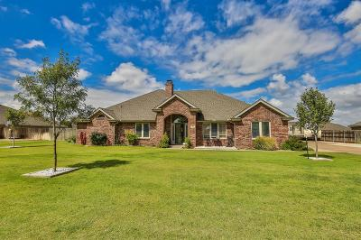Lubbock Single Family Home For Sale: 5402 County Road 7360