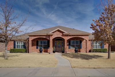Lubbock Single Family Home For Sale: 6110 75th Place