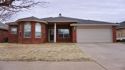 Lubbock Single Family Home For Sale: 1917 79th Street