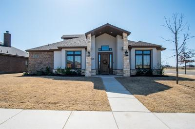 Lubbock Single Family Home For Sale: 3827 134th Street