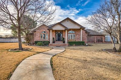 Lubbock Single Family Home Under Contract: 5403 164th Street