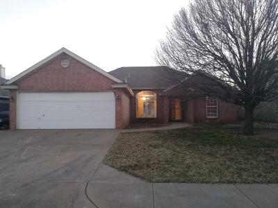 Lubbock TX Single Family Home For Sale: $127,000