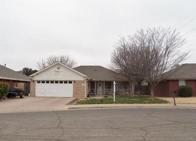 Lubbock Single Family Home For Sale: 2921 85th Street