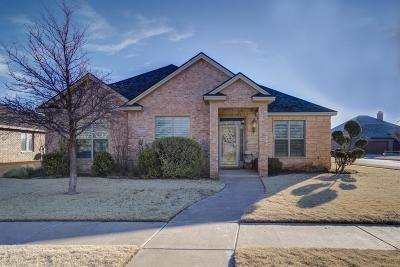 Lubbock Single Family Home For Sale: 10609 Utica Avenue