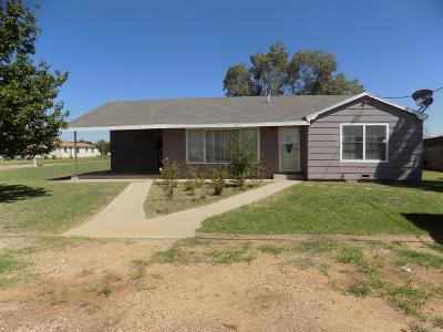 Bailey County, Lamb County Single Family Home For Sale: 601 Ave A