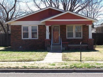 Lubbock Rental For Rent: 2519 23rd