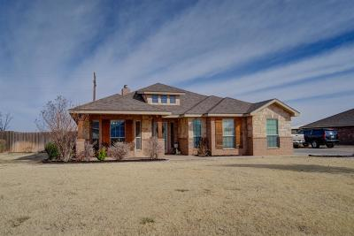 Lubbock Single Family Home For Sale: 6514 Lehigh Street