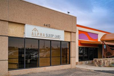 Lubbock Commercial For Sale: 4412 50th Street