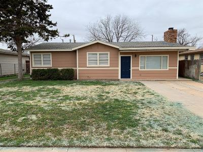 Lubbock Single Family Home For Sale: 6106 Ave S